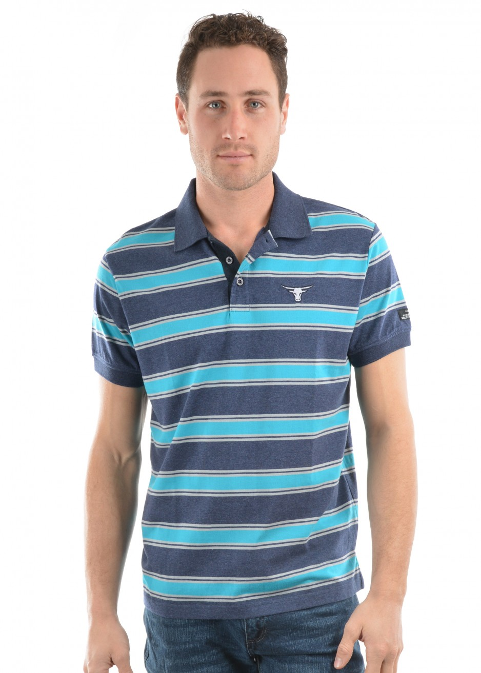 MENS CLINTON S/S POLO