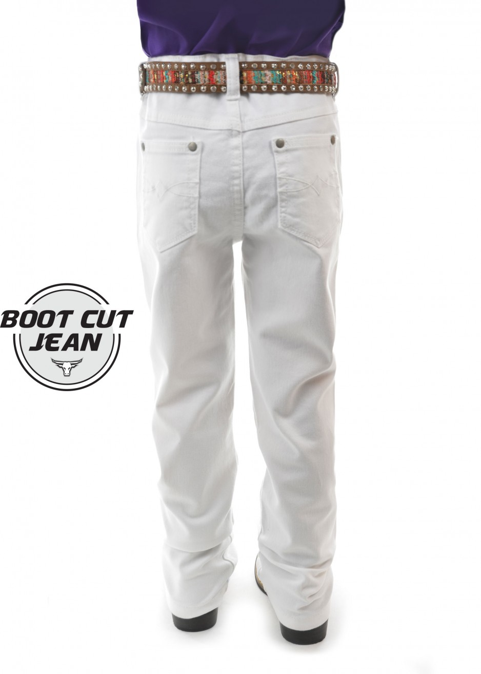KIDS RIDING JEAN - BOOT CUT
