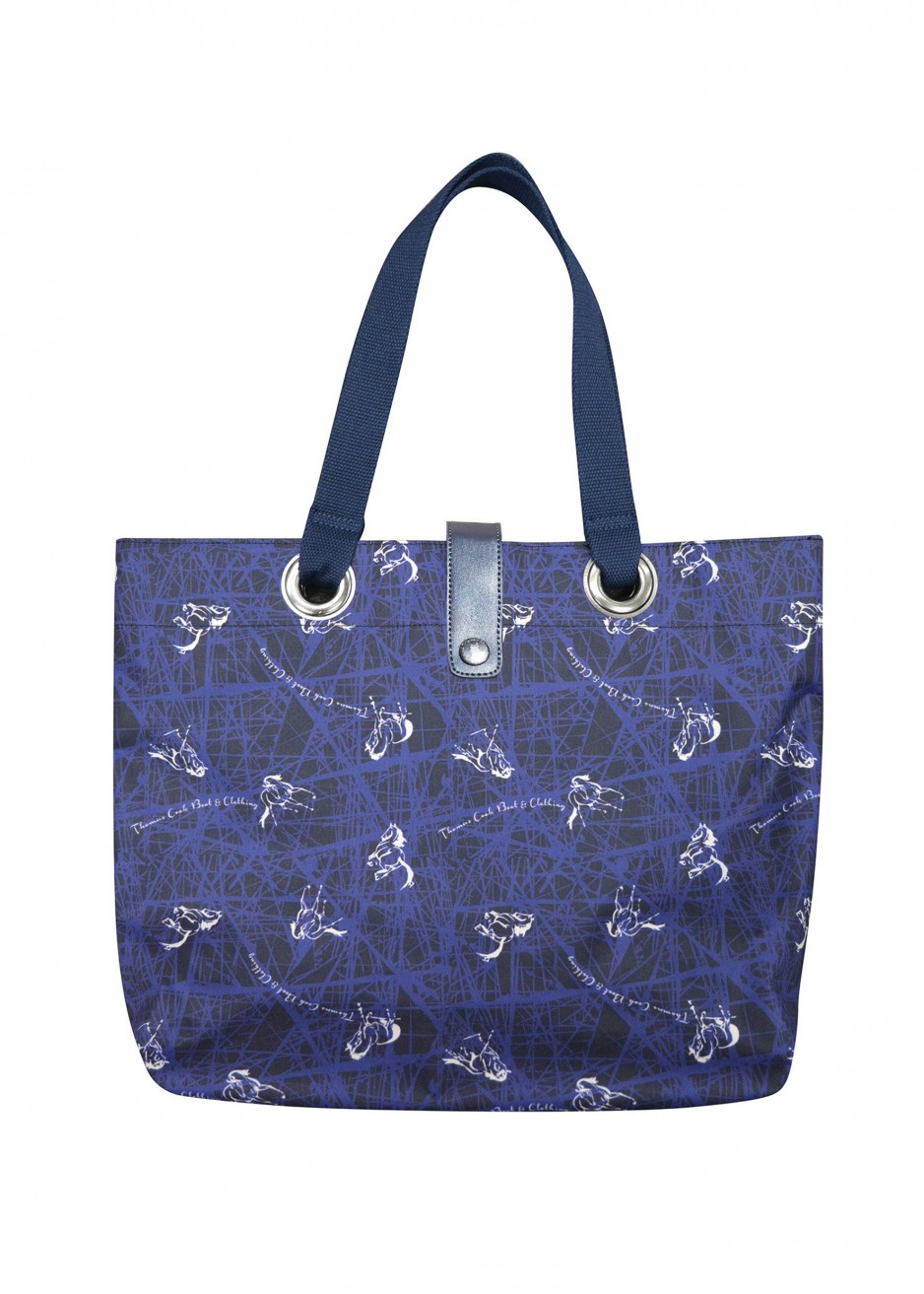 TC SNAP TOTE BAG