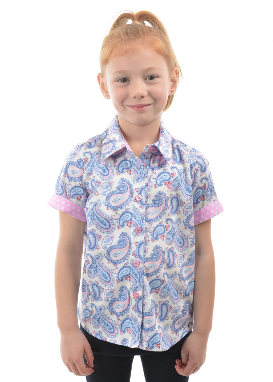 Girls Shirts View Our Range Of Thomas Cook Products
