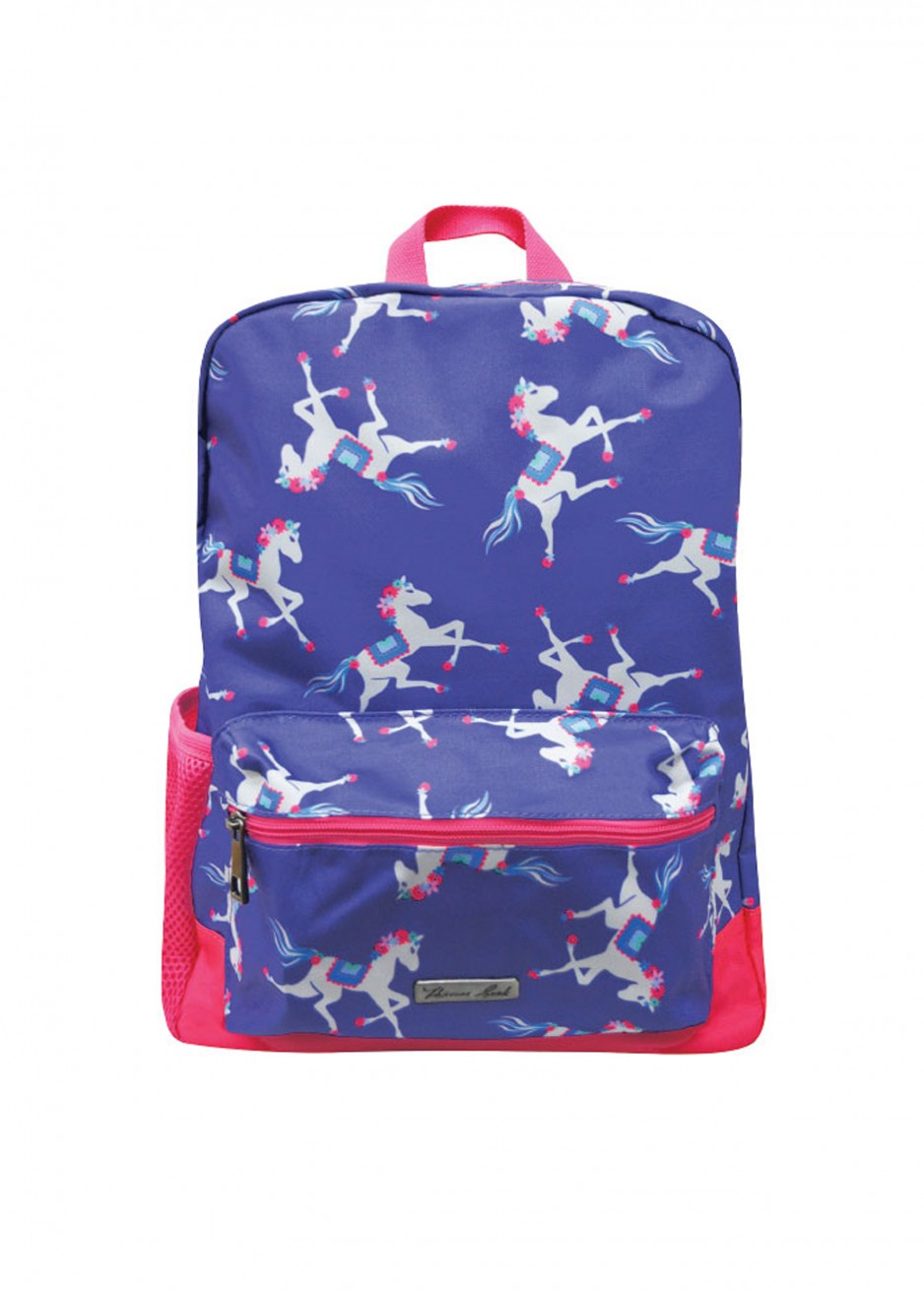 HORSES PRINT BACKPACK