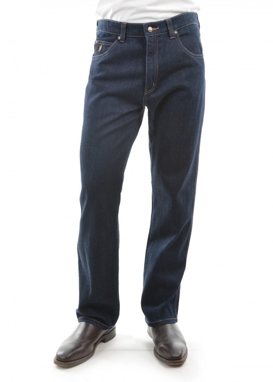 MENS STRETCH COMFORT WAIST JEAN MID-REG-STRAIGHT 30 LEG