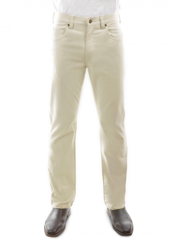 MENS STRETCH MOLESKIN JEAN MID-REG-STRAIGHT 30 LEG