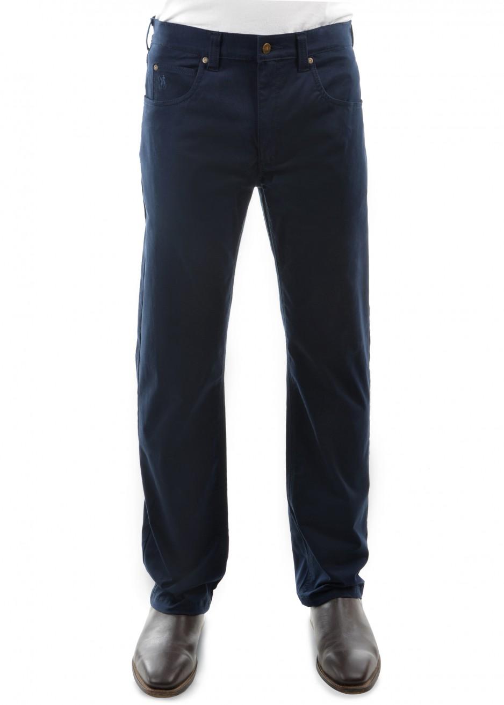 MENS STRETCH MOLESKIN JEAN MID-REG-STRAIGHT 34 LEG