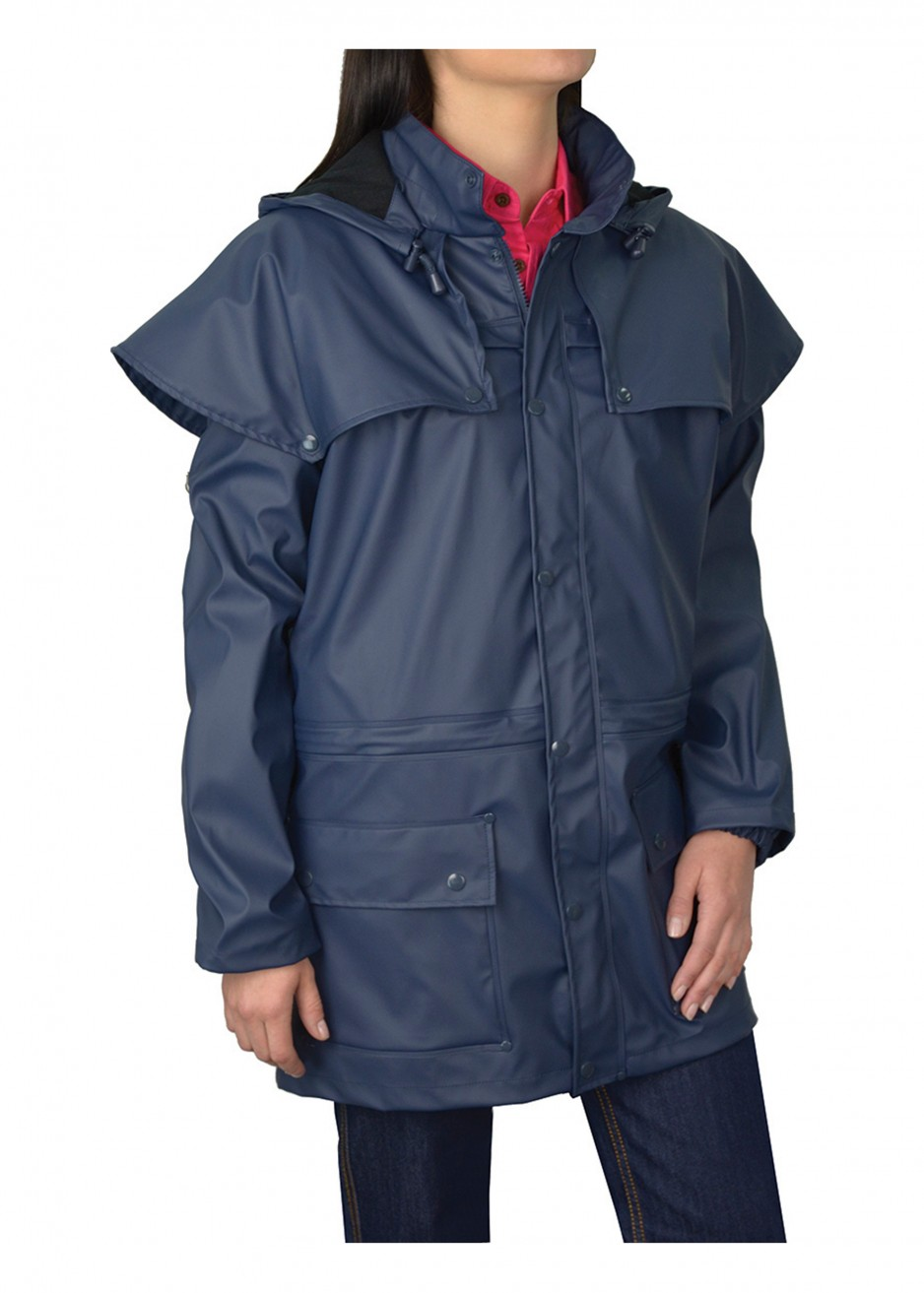 PIONEER SHORT RAINCOAT