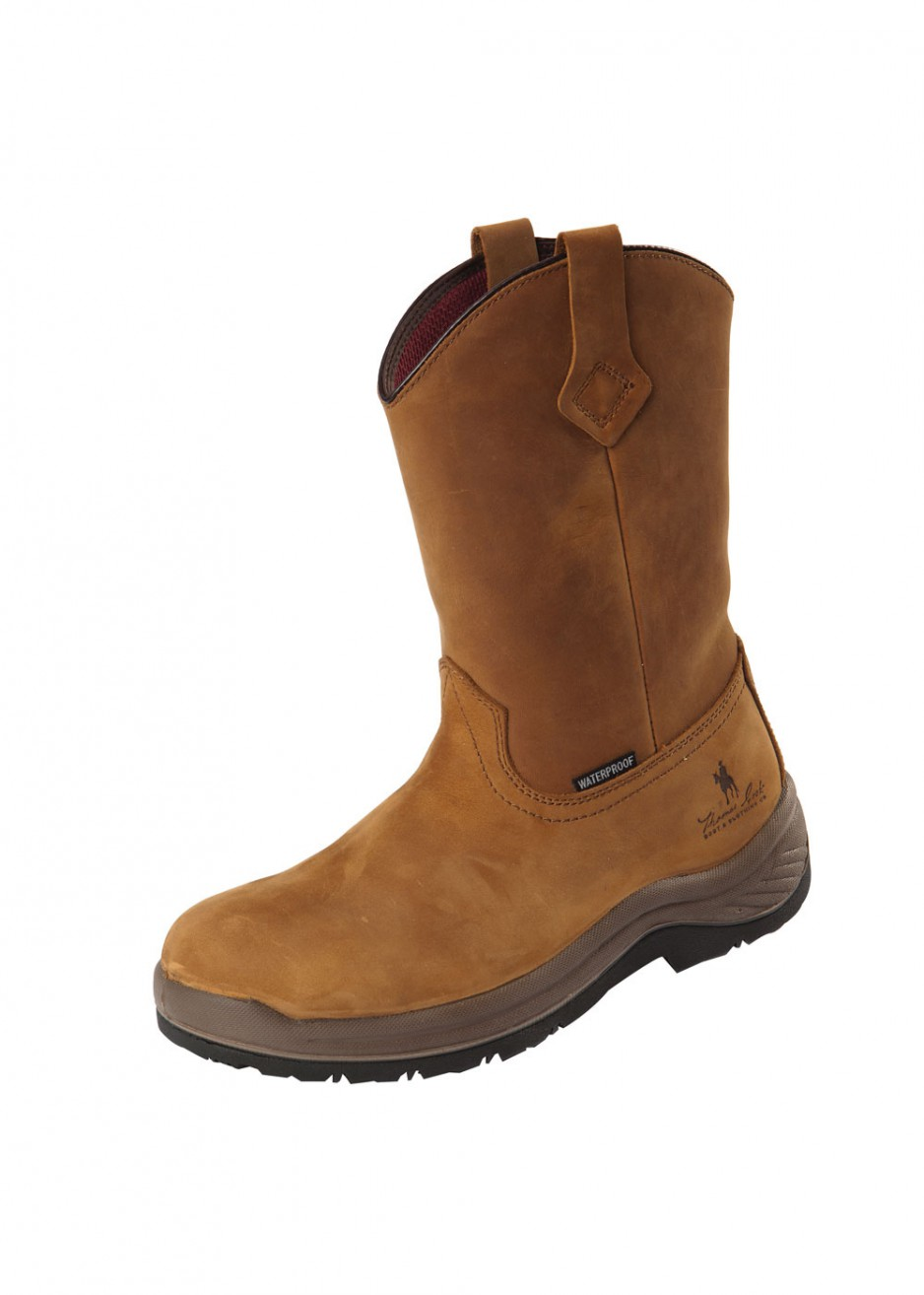 FERGUSON STEEL TOE BOOT
