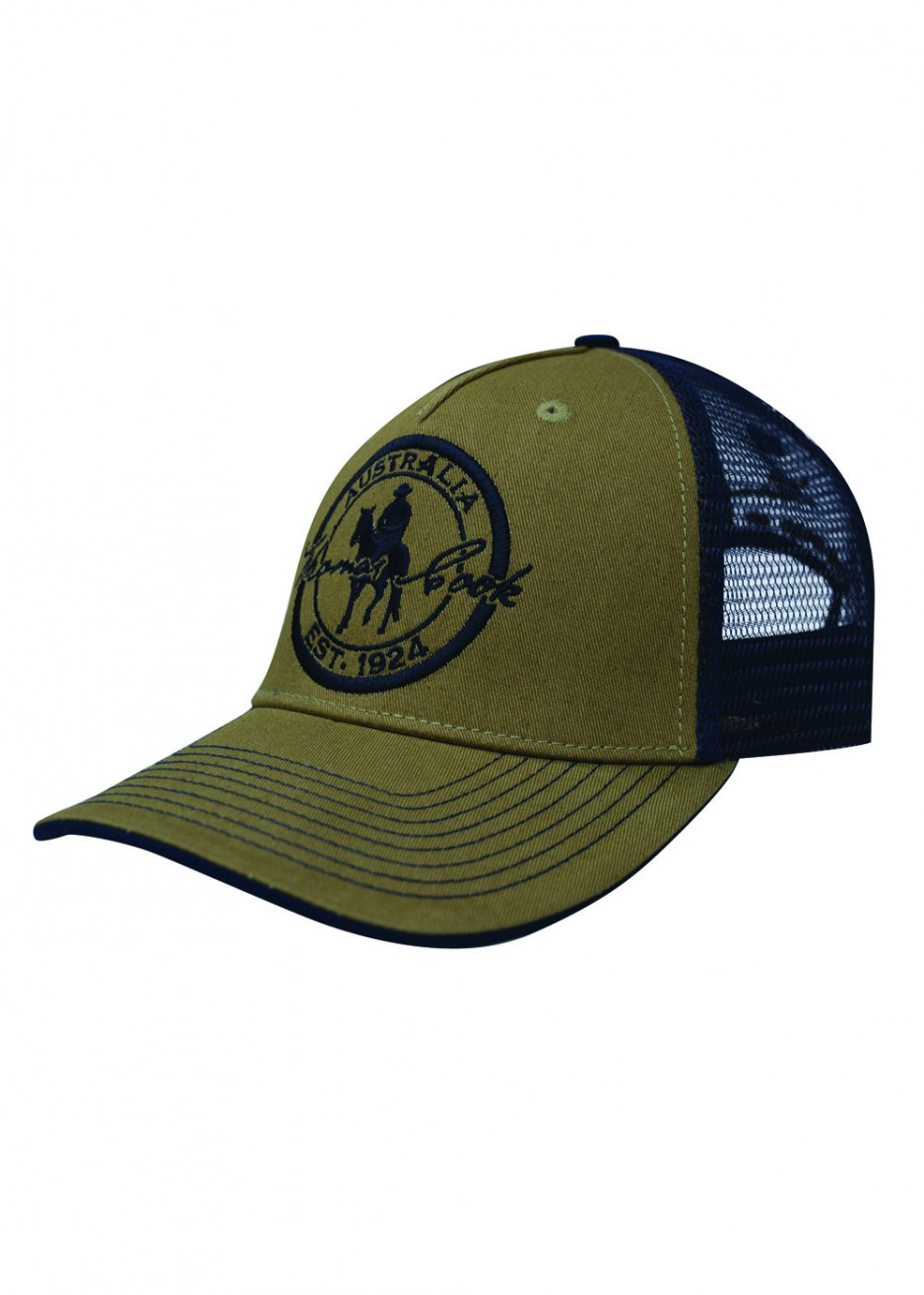 MENS THOMAS TRUCKER CAP