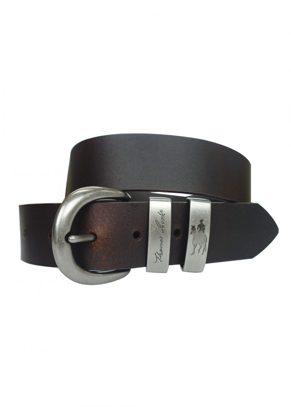 SILVER TWIN KEEPER BELT