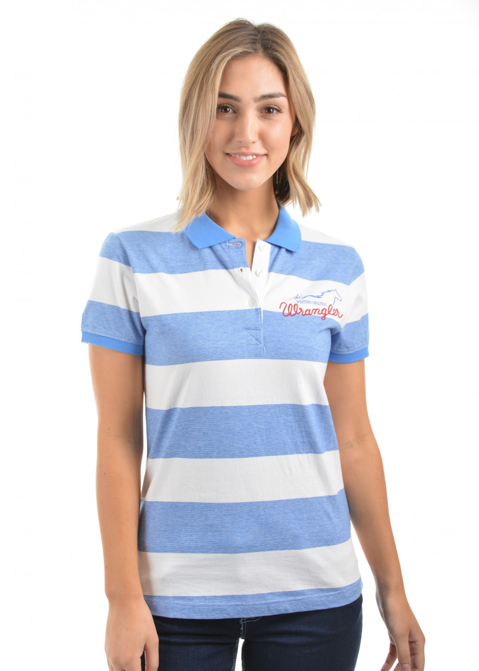 WOMENS KIRSTEN S/S POLO