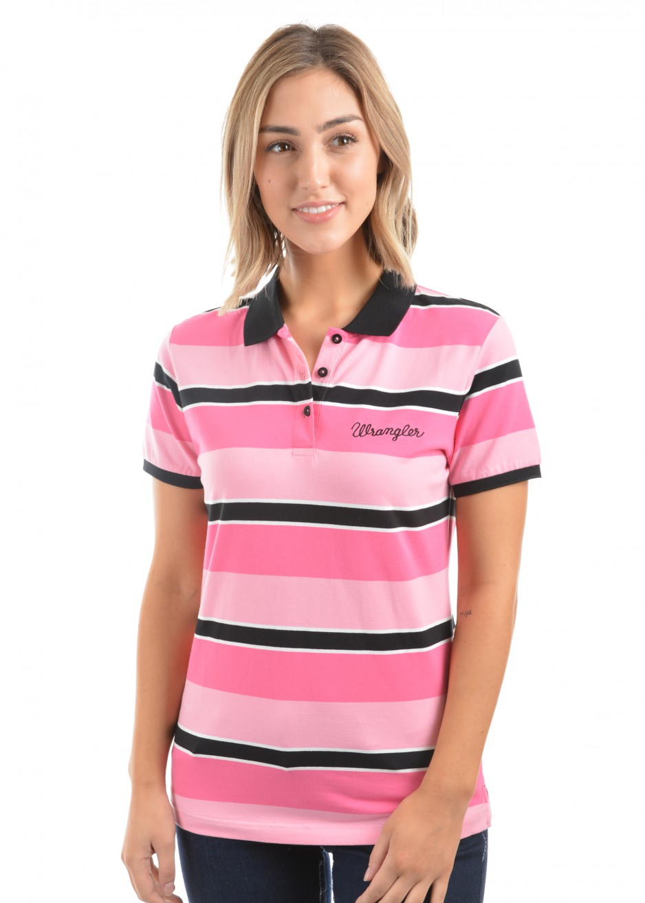 WOMENS CHARITY S/S POLO