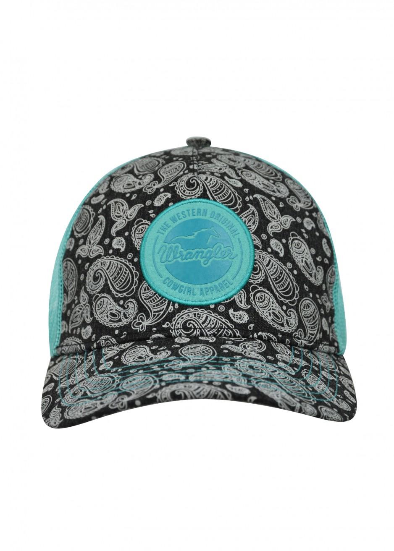 GIRLS FLORA TRUCKER CAP
