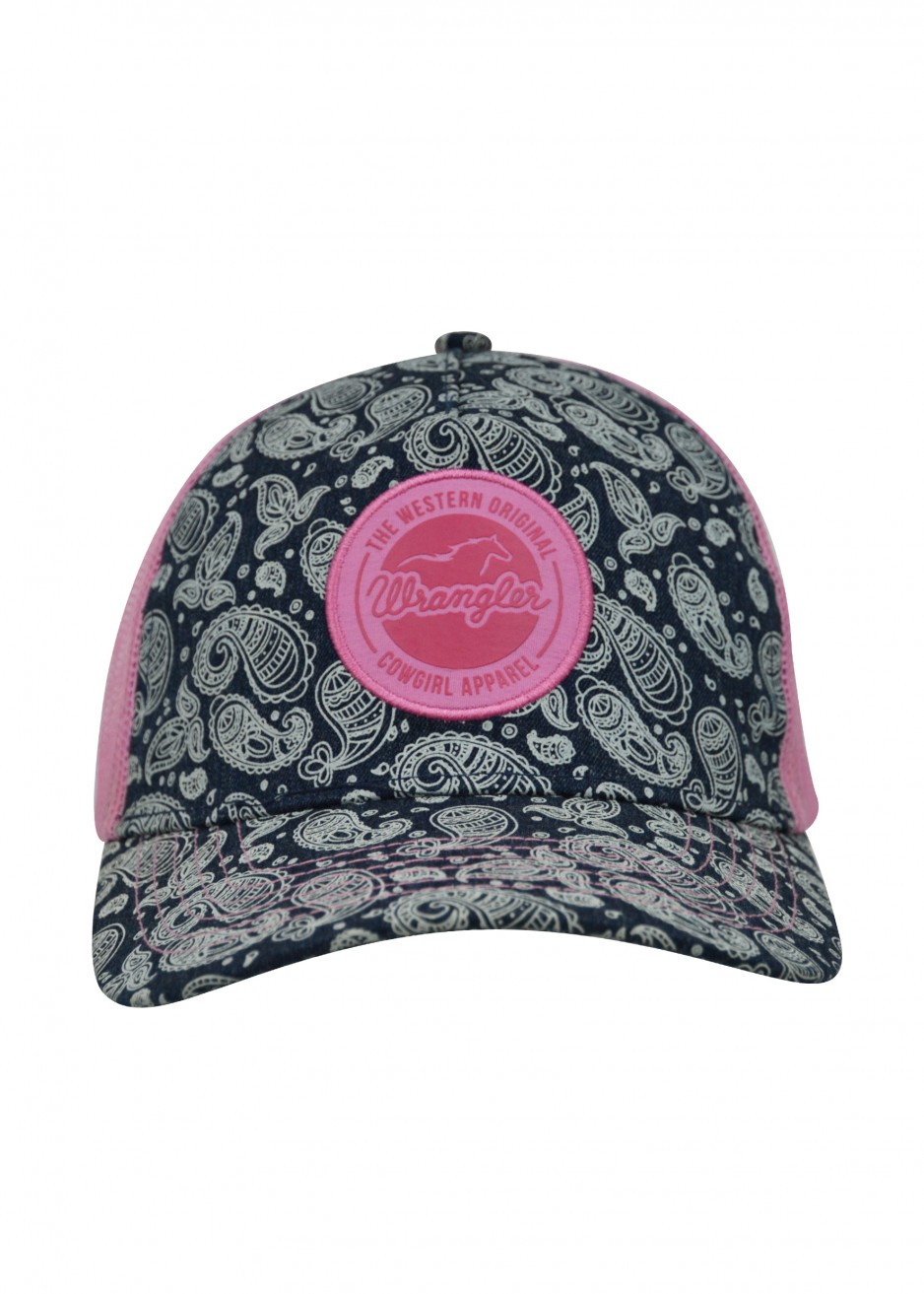 GIRLS FLORA TRUCKER CAP