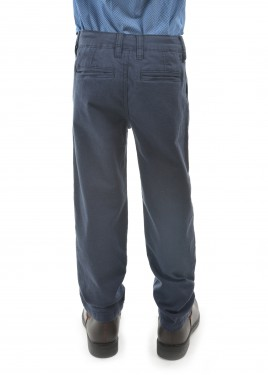 BOYS TUNCURRY 2-TONE CHINO PANTS