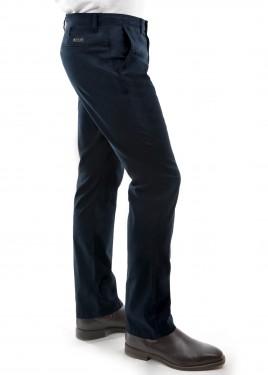 MENS TAILORED FIT MOSSMAN COMFORT WAIST TROUSERS 32 LEG
