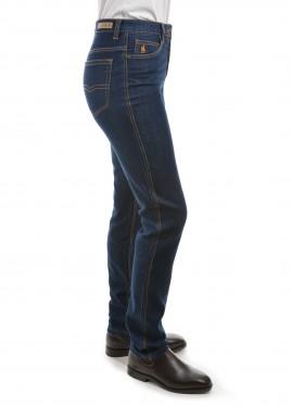 WOMENS STRETCH DENIM WONDER JEAN SLIM LEG 34