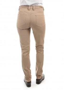 WOMENS STRETCH MOLESKIN WONDER JEAN MID-REG-SLIM 32 LEG