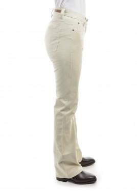 WOMENS STRETCH MOLESKIN WONDER JEAN MID-REG-BOOT 34 LEG