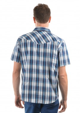 MENS CONNOR CHECK S/S SHIRT
