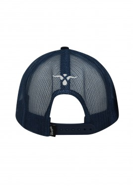 MENS STEEL TRUCKER CAP