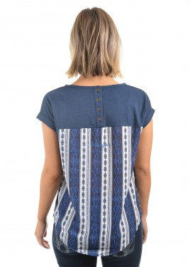 WOMENS MYRA S/S TOP